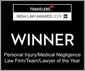 Personal Injury Medical Negligence Award 2019