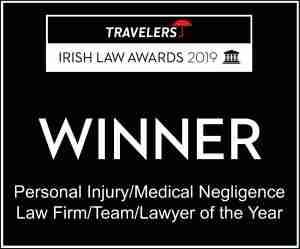 Personal Injury Medical Negligence Award 2019