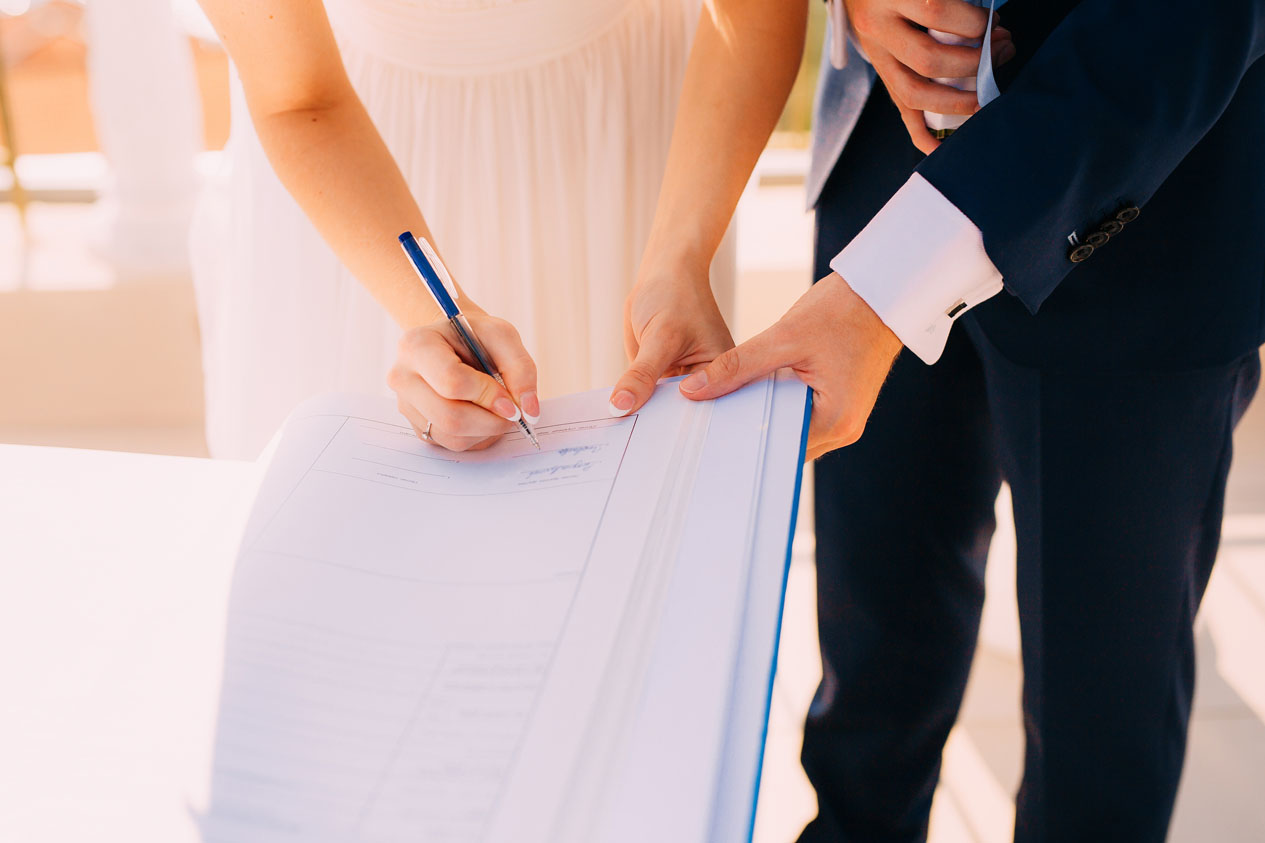 Pre-nuptial Agreement
