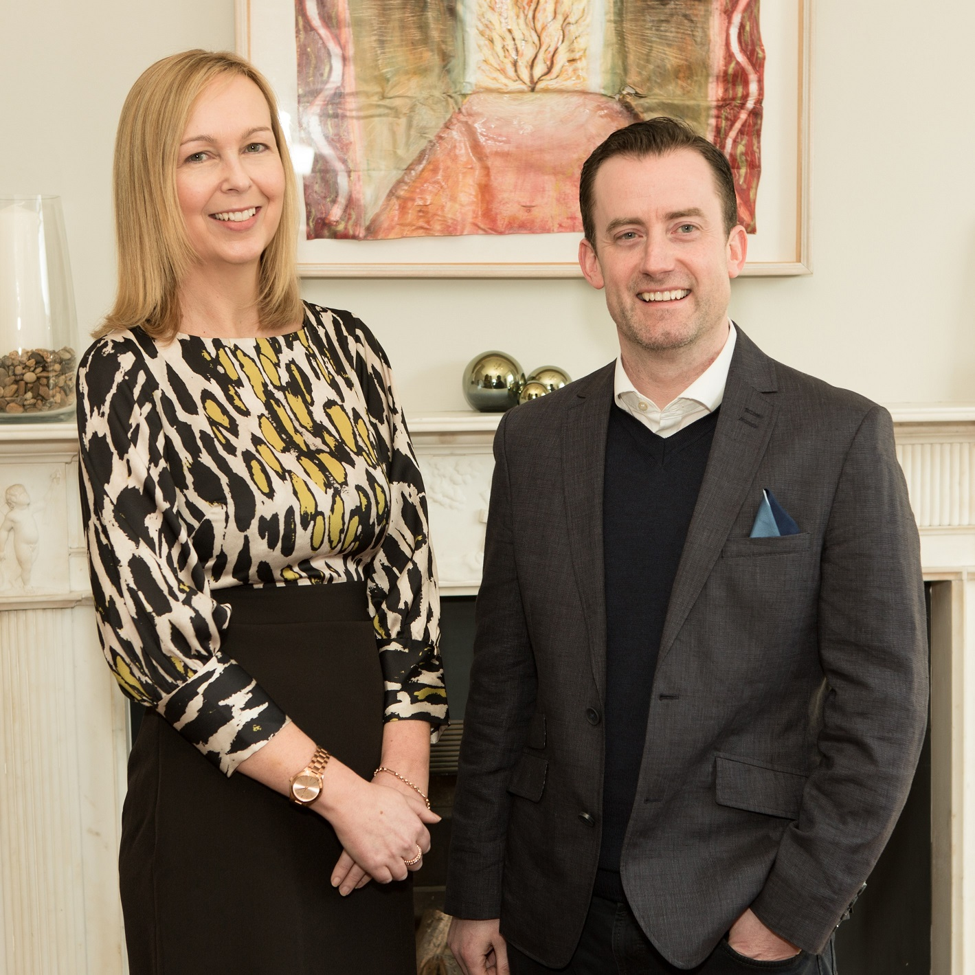 Orpen-Franks-Managing-Partner-Peter-Walsh-and-new-Family-Law-Partner-Deirdre-Burke