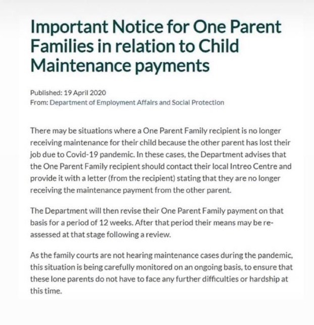 maintenance-payments-COVID19-update